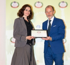 Prince Kyril is awarding Katerina